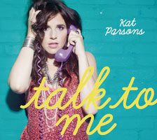 Kat Parsons - Talk To Me Cover